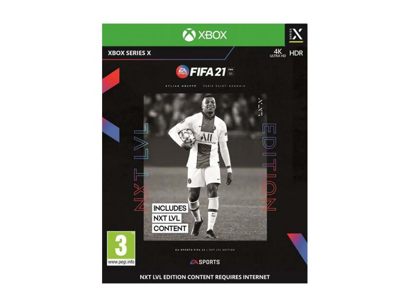 FIFA 21 Next Level Edition (XBOX One/Series X)