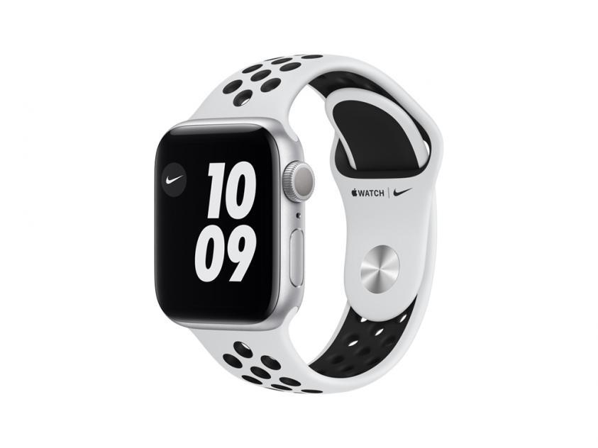 Apple Watch Series 6 Nike 44mm Silver (MG293GK/A)