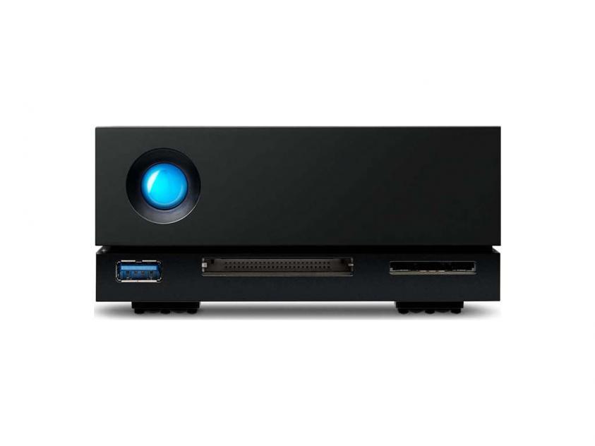 Εξωτερικός Σκληρός Δίσκος HDD Lacie 1 Big Dock Thunderbolt 3 8TB USB-C (STHS8000800)