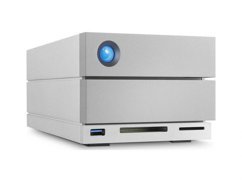 Εξωτερικός Σκληρός Δίσκος HDD Lacie 2 Big Dock Thunderbolt 3 8TB USB-C (STGB8000400)