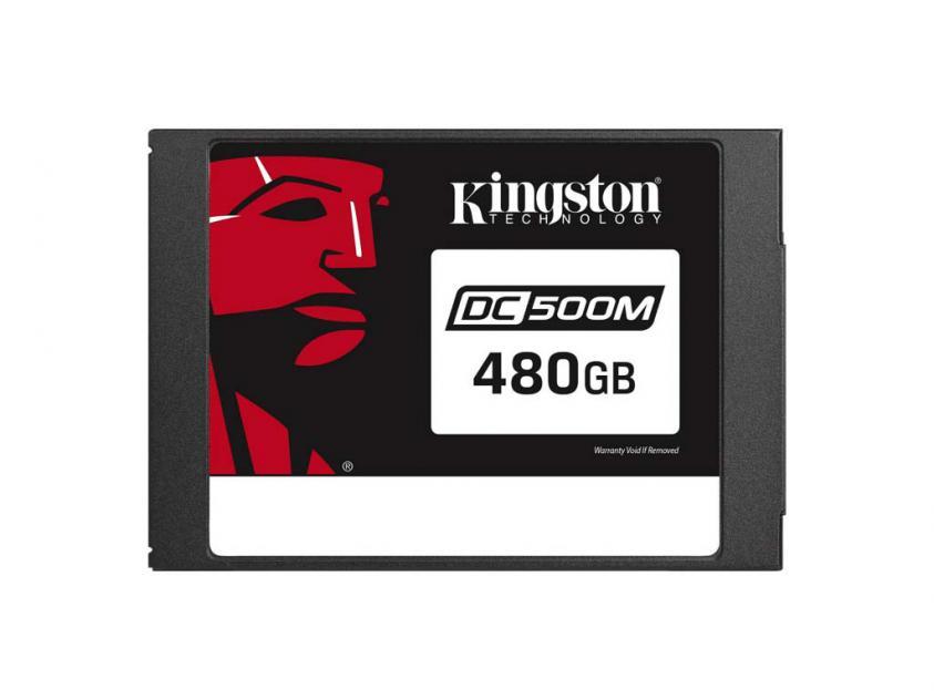 Εσωτερικός Σκληρός Δίσκος SSD Kingston DC500M 480GB 2.5-inch (SEDC500M/480G)