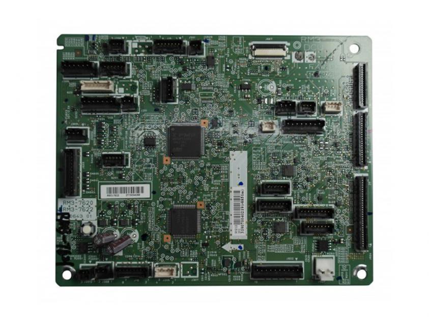 HP DC Controller PCA E60155/65/75 (RM3-7619-000CN)