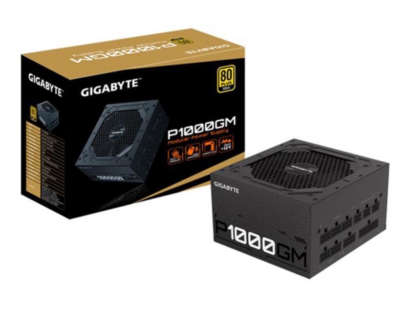 Τροφοδοτικό Gigabyte P1000GM 1000W (GP-P1000GM)