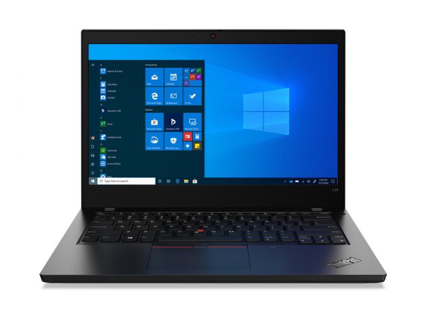 Laptop Lenovo ThinkPad L14 Gen2 14-inch i7-1165G7/16GB/512GB/W10P/3Y/Black (20X1000VGM)