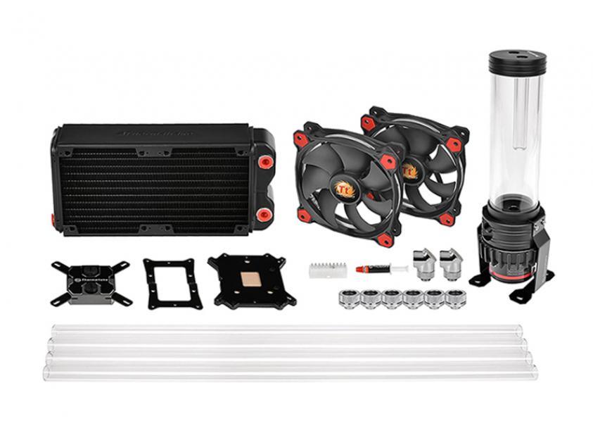 Υδρόψυξη Thermaltake Pacific Gaming RL240 D5 Kit (CL-W198-CU00RE-A)