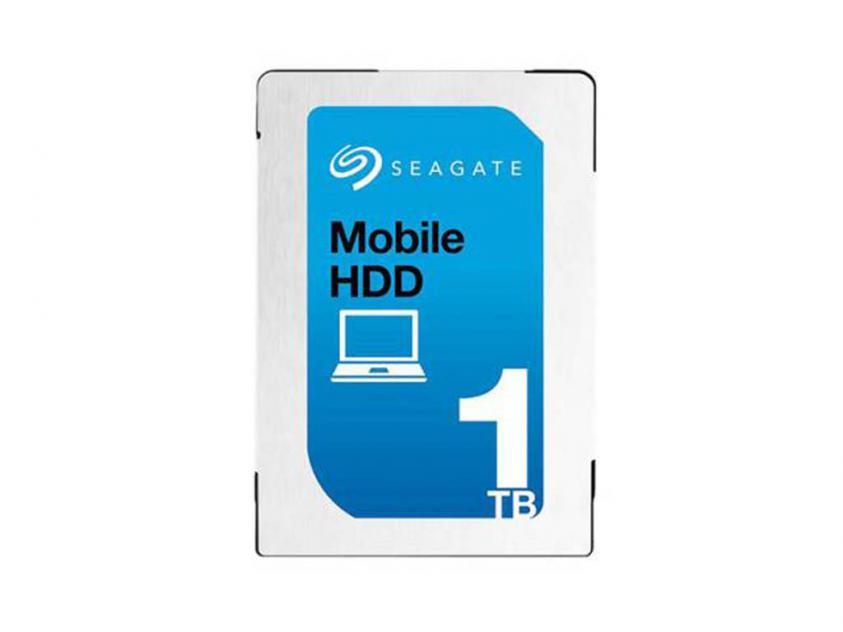 Εσωτερικός Σκληρός Δίσκος HDD Seagate Mobile 1TB SATA III 2.5-inch (ST1000LM035)