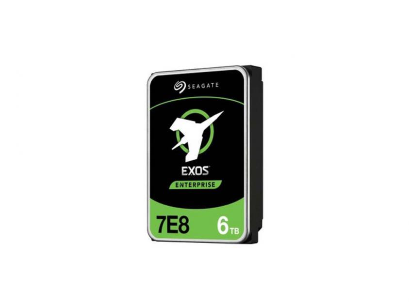 Εσωτερικός Σκληρός Δίσκος HDD Seagate Exos 7E8 512N 6TB SAS 3.5-inch (ST6000NM003A)