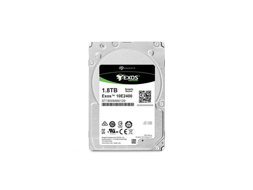 Εσωτερικός Σκληρός Δίσκος HDD Seagate Enterprise Performance 1.8TB SAS 3.5-inch (ST1800MM0129)