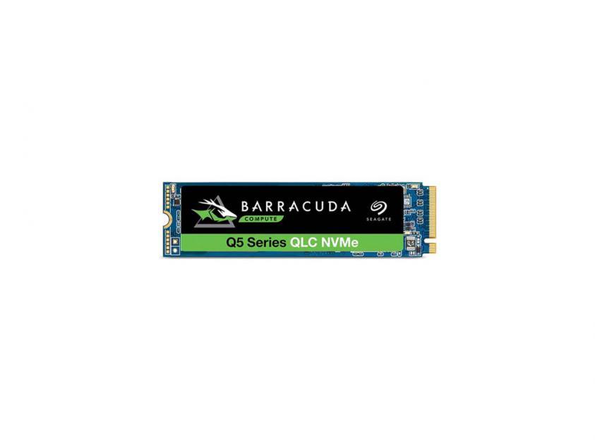 Εσωτερικός Σκληρός Δίσκος SSD Seagate Barracuda Q5 500GB M.2 (ZP500CV3A001)