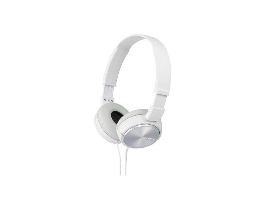 Ακουστικά Sony MDR-ZX310W White Wired (MDRZX310W)