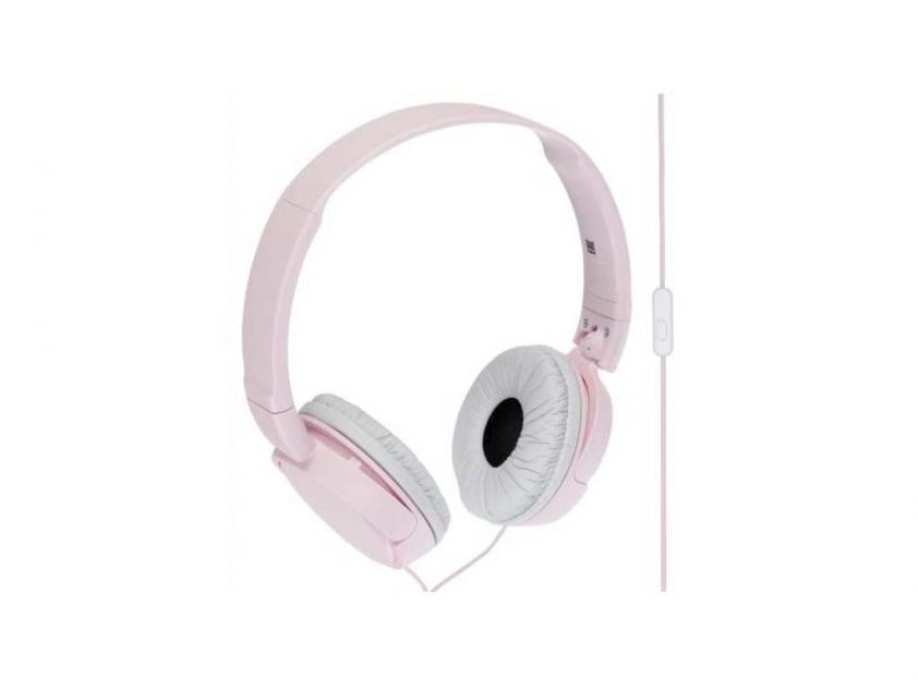 Ακουστικά Sony MDR-ZX110AP Pink Wired (MDR-ZX110AP)
