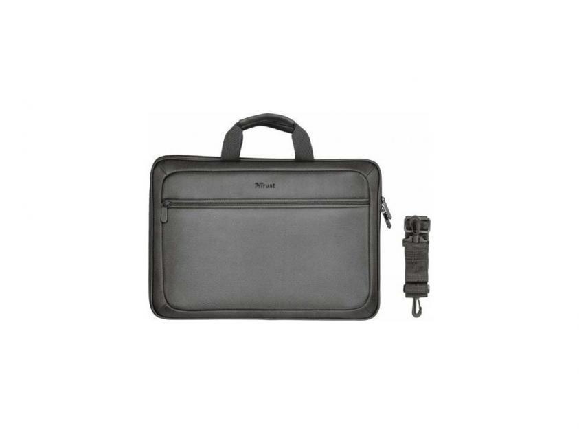 Τσάντα για Laptop Trust 15.6-inch York Black (23298)