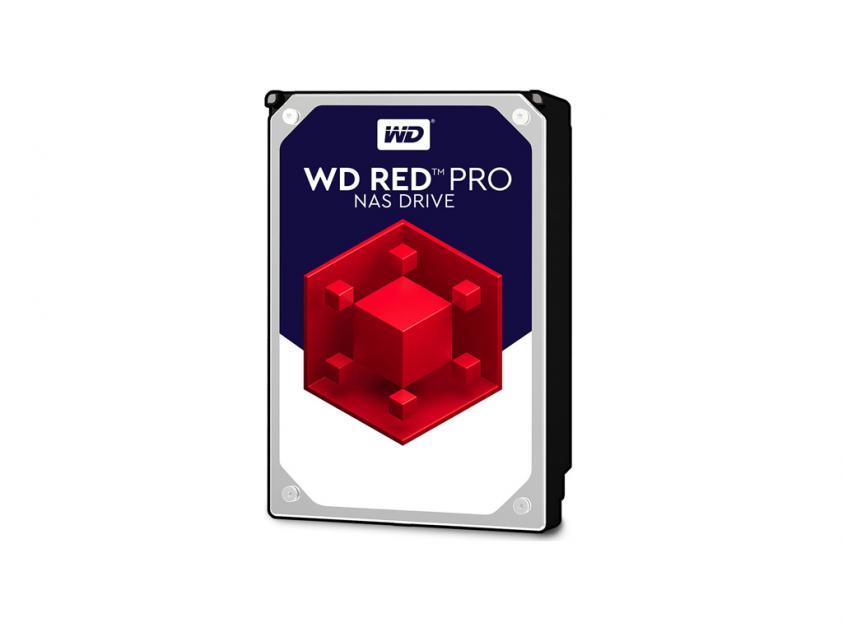 Εσωτερικός Σκληρός Δίσκος HDD Western Digital Red Pro 8TB SATA III 3.5-inch (WD8003FFBX)