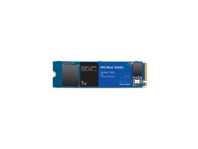 Εσωτερικός Σκληρός Δίσκος SSD Western Digital SN550 250GB M.2 (WDS250G2B0C)
