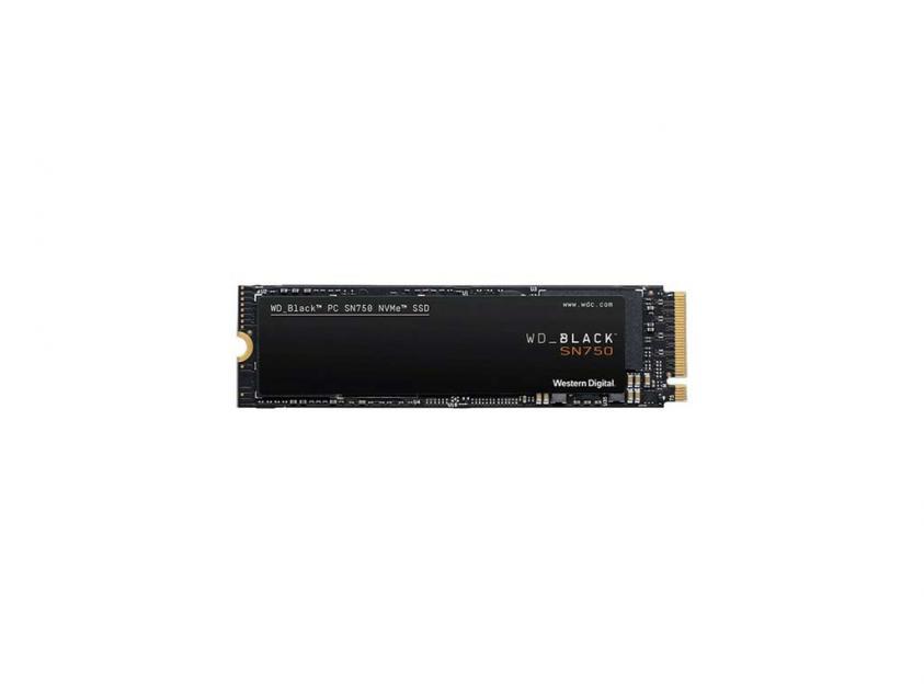 Εσωτερικός Σκληρός Δίσκος SSD Western Digital SN750 Black 4TB M.2 (WDS400T3X0C)