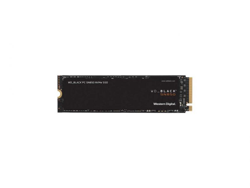 Εσωτερικός Σκληρός Δίσκος SSD Western Digital SN850 500GB M.2 (WDS500G1X0E)