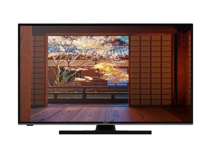 Τηλεόραση  Hitachi 43-inch K-Smart UHD (43HK6100)
