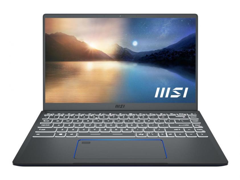 Gaming Laptop MSI Prestige 14 EVO 14-inch i7-1185G7/16GB/512GB/W10H/2Y (9S7-14C412-467)