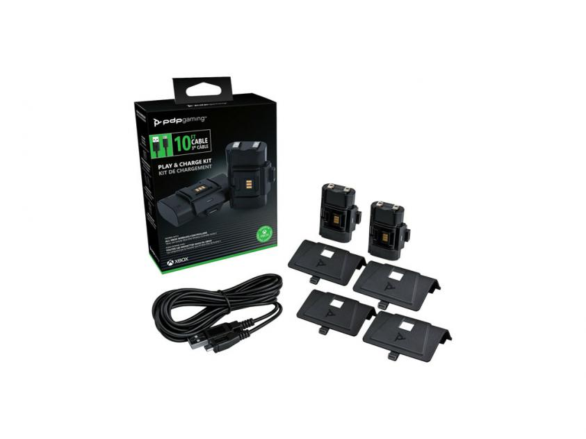 Charger PDP Play And Charge Kit For XBOX Series S/X (049-010-EU)