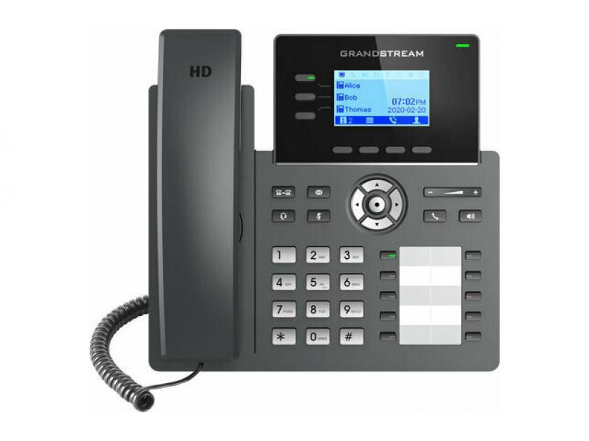 Τηλέφωνο IP Grandstream GRP2604P (GSTR-0180)