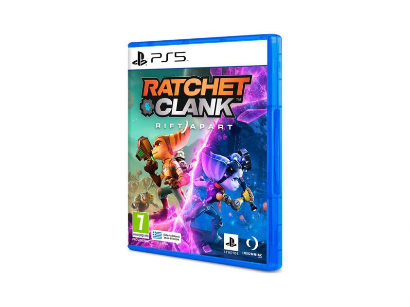 Ratchet & Clank: Rift Apart - Με Ελληνικό Μενού/Υπότιτλους (PS5)