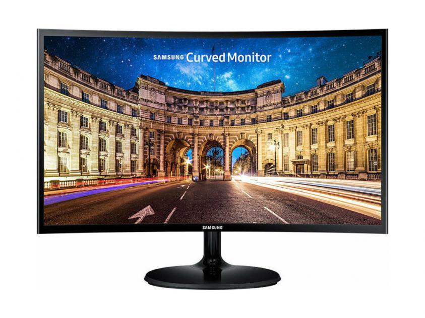 Οθόνη Samsung C27F390FHR 27-inch Curved (LC27F390FHRXEN)