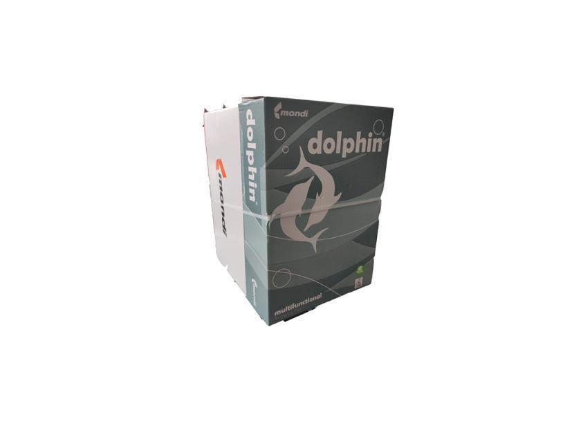 Χαρτί Dolphin Α4 80g 5x500 Sheets Box (DOLPHBOXA4)