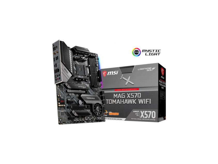 Μητρική MSI MAG X570 Tomahawk WiFi (7C84-001R)