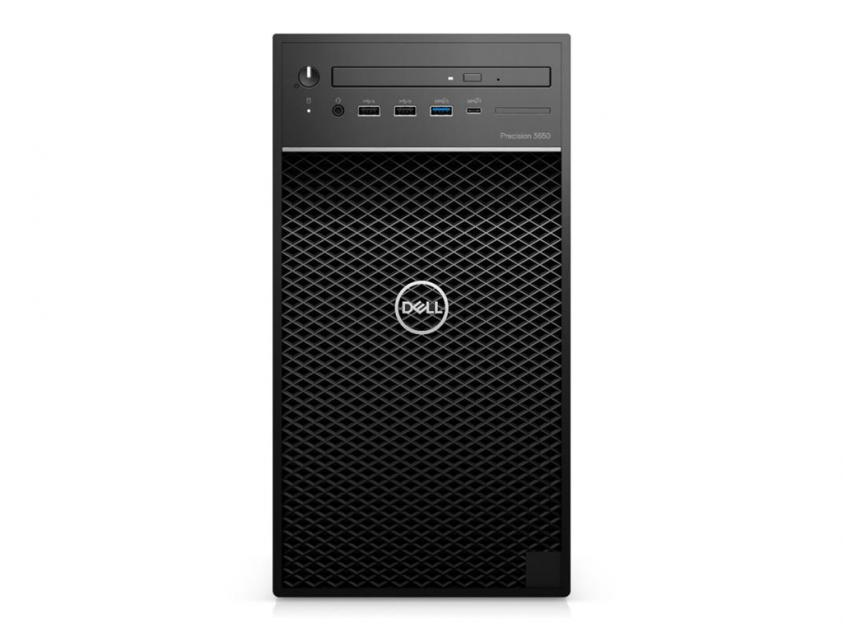 Workstation Desktop Dell Precision 3650 i9-11900K/32GB/512GBSSD/1TBHDD/Nvidia Quadro RTX 4000/W10P/3Y (PRT3650I911900K400)
