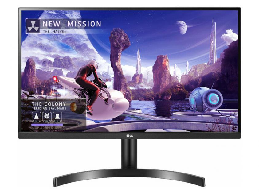 Gaming Οθόνη LG 27QN600 27-inch (27QN600-B.AEU)