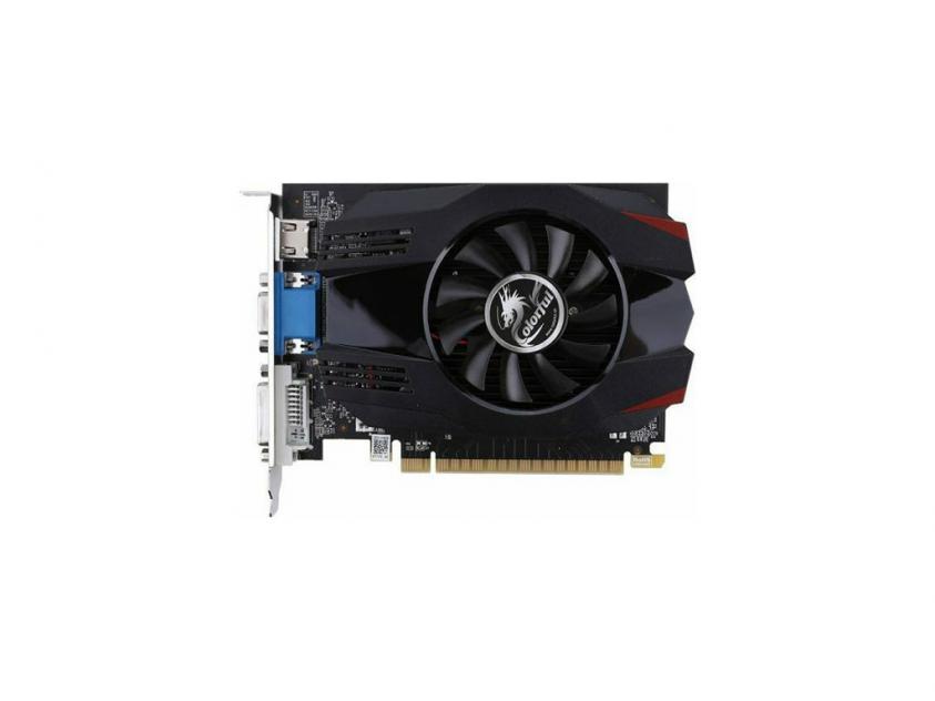 Κάρτα Γραφικών Colorful GeForce GT 730K 2GD3-V - 2GB (212327069005)