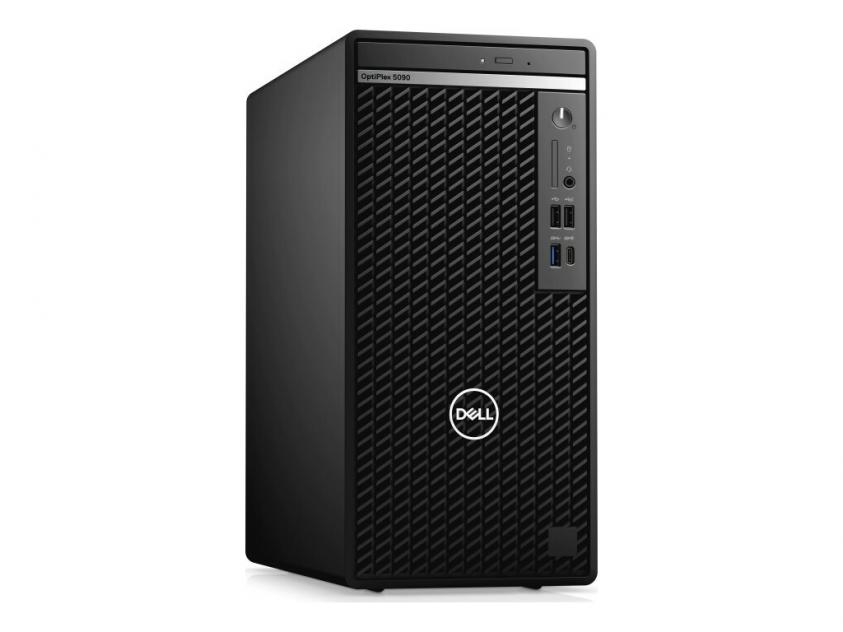 Desktop Dell Optiplex 5090 MT i7-10700/8GB/256GB/W10P/5Y (N213O5090MT)