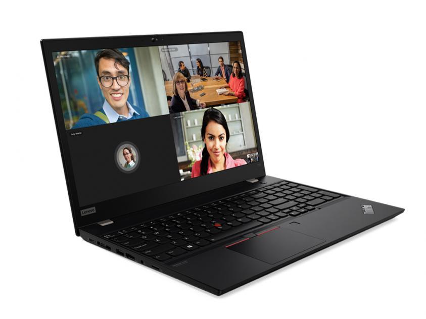 Laptop Lenovo ThinkPad T15 Gen2 15.6-inch i7-1165G7/32GB/1TB/GeForce MX450/W10P/3Y/Black (20W4008VGM)