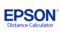Epson Distance Calculator