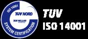 TUV Hellas ISO 14001