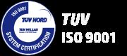 TUV Hellas ISO 9001