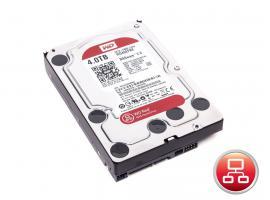 Εσωτερικός Σκληρός Δίσκος HDD Western Digital Red 4TB SATA III 3.5-inch (WD40EFRX)