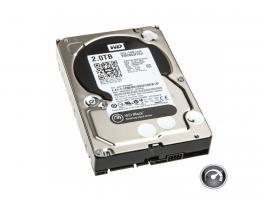 Εσωτερικός Σκληρός Δίσκος HDD Western Digital Caviar Black 2TB SATA III 3.5-inch (WD2003FZEX)