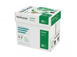 Χαρτί Navigator Α4 80g 5x500-Sheets Box (NAVIGATBOXA4)