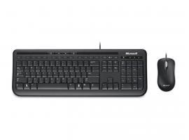 Πληκτρολόγιο/Ποντίκι Microsoft Desktop 600 for Business GR Layout (3J2-00014)