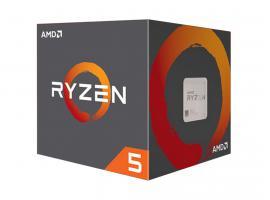 Επεξεργαστής AMD Ryzen 5 1600 3.20GHz (YD1600BBAEBOX)