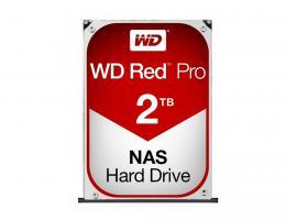 Εσωτερικός Σκληρός Δίσκος HDD Western Digital Red Pro 2TB SATA III 3.5-inch (WD2002FFSX)