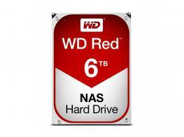 Εσωτερικός Σκληρός Δίσκος HDD Western Digital Red 6TB SATA III 3.5-inch (WD60EFRX)