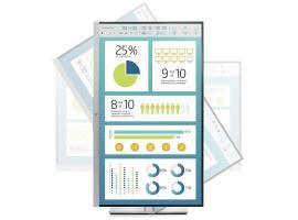 Οθόνη HP EliteDisplay E273 27-inch (1FH50AA)