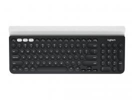 Πληκτρολόγιο  Logitech K780 Dark Gray GR Layout (920-008042)