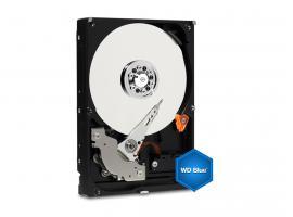 Εσωτερικός Σκληρός Δίσκος HDD Western Digital Blue 2TB SATA III 3.5-inch (WD20EZRZ)