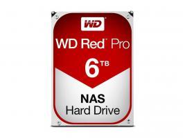 Εσωτερικός Σκληρός Δίσκος HDD Western Digital Red Pro 6TB SATA III 3.5-inch (WD6003FFBX)