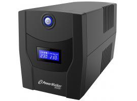 UPS PowerWalker Line Interactive VI 1500 STL 1500VA (PS) + Webroot Antivirus (10121076)