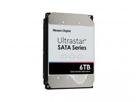 Εσωτερικός Σκληρός Δίσκος HDD Western Digital Ultrastar DC HC310 6TB SATA III 3.5-inch (0B36039)