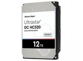 Εσωτερικός Σκληρός Δίσκος HDD Western Digital Ultrastar DC HC520 12TB SATA III 3.5-inch (HUH721212ALE604)